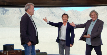 No More Traveling Tent for The Grand Tour's 2nd Season