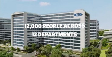 Ford Announces New Global Technology and Business Center in Chennai