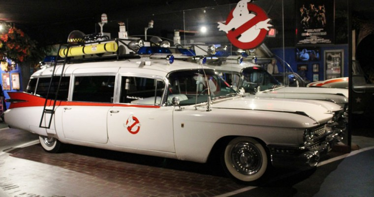 """The New Lego """"Ghostbusters"""" ECTO-1 Is Bigger Than My Head"""