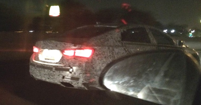 [PHOTOS] Forget the Election for a Moment, This Could Be the 2018 Chevy Malibu
