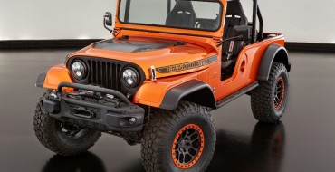 Hottest 4×4 Award Goes to Jeep Wrangler for Seventh Time