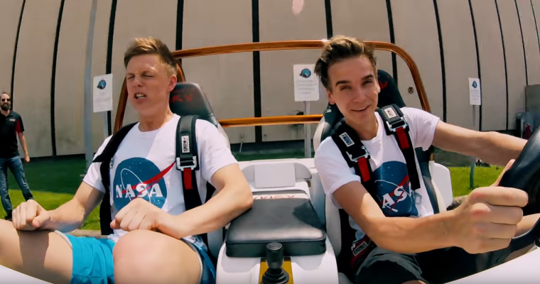 Caspar Lee and Joe Sugg Round Out 'Hit the Road USA' Tour