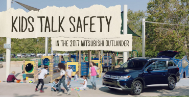 Mitsubishi 'Kids Talk Safety' Campaign Named a WOMMY Award Finalist