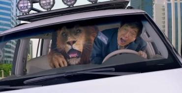 [TRAILER] 'Kung Fu Yoga': When You Put Jackie Chan & a Lion in an Infiniti QX