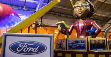 Ford Announces Mobility One Float for America's Thanksgiving Parade®