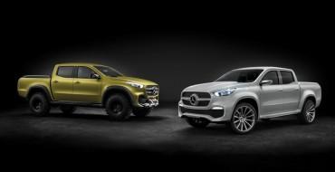 Report: Mercedes-AMG Will Not Build High Performance X-Class Truck