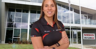Swiss Racer Simona de Silvestro Joins Nissan Motorsport