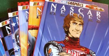 'NASCAR Heroes' Comic Books Review: Super Powers Meet Stock Car Racing