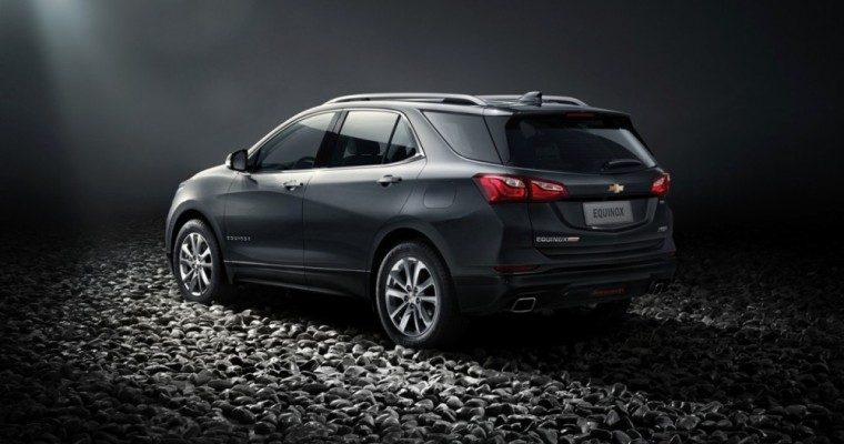 A Chevy Equinox for the Fall Equinox
