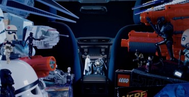 Nissan Teams Up with 'Star Wars' and Amazon To Help Children in Need