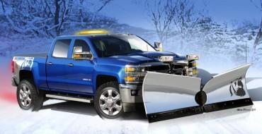 Silverado 2500HD Alaskan Edition Officially Premiers at 2016 SEMA Show