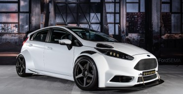 [Photos] Ford Snags Three Hottest at SEMA Awards for Second Straight Year