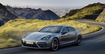 Porsche Becomes the Talk of AutoMobility LA Thanks to Stunning New Panamera Models