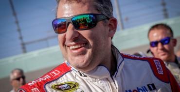 Tony Stewart Finishes Final NASCAR Race at 45