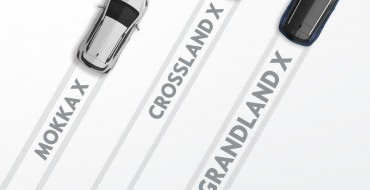 Opel Reveals New CUV Name: Grandland X