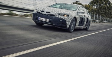 Opel Details FlexRide Chassis Functions, Selectable Drive Modes for 2017 Insignia Grand Sport