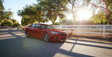 New Subaru Impreza Defeats Toyota Prius for Japan Car of the Year