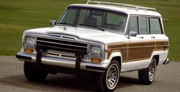 Jeep Puts Six-Figure Grand Wagoneer on Hold