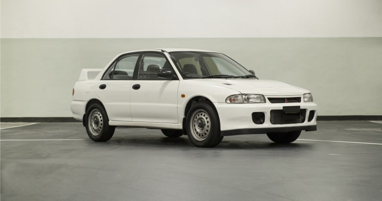 1995 Mitsubishi Lancer Evo II RS in Original Condition Needs New Owner