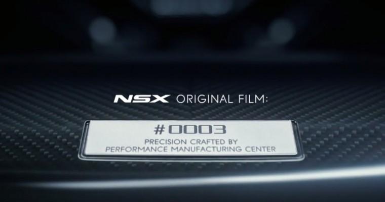 Acura NSX Customers, Including Jay Leno, Receive Custom Video