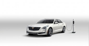 Cadillac CT6 PHEV on Sale in Canada this Spring, Priced at $85,995