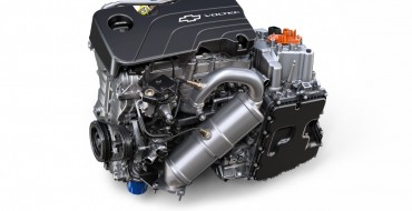 2017 Chevy Volt Earns Second Straight Wards 10 Best Engines Award