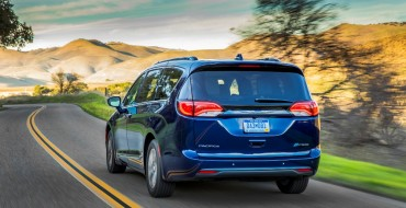 Chrysler Recalls 1,677 Pacifica Hybrid Minivans Shortly After They Arrive at Dealerships