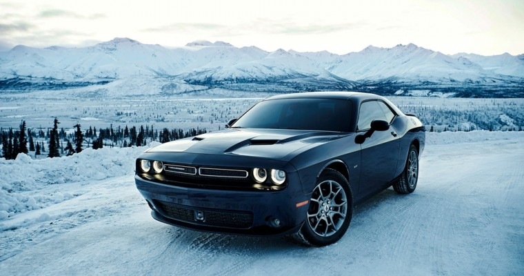 2017 Dodge Challenger GT Is First Muscle Car Designed for Winter Driving [Photos]