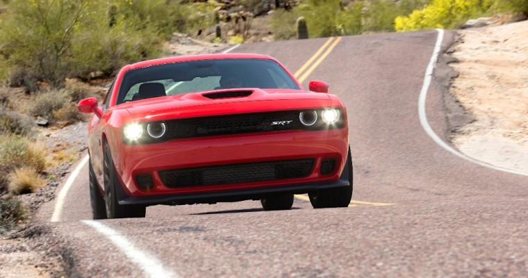 The Meaning Behind the Names of Dodge's Vehicles
