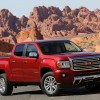 2017 GMC Canyon Overview