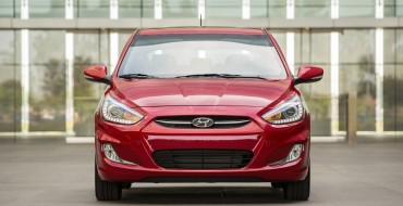 2017 Hyundai Accent Overview