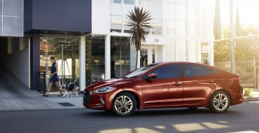Elantra Value Edition Offers Abundance of Tech for Relatively Affordable Price