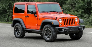 2017 Jeep Wrangler Overview