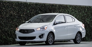 2017 Mitsubishi Mirage G4 Wins Hispanic Motor Press 'Autos Del Año' Award