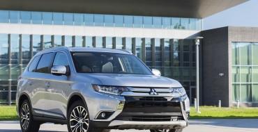 2017 Mitsubishi Outlander Ranks First Among KBB's '10 Most Affordable 3-Row Vehicles'
