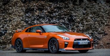2017 Nissan GT-R Overview