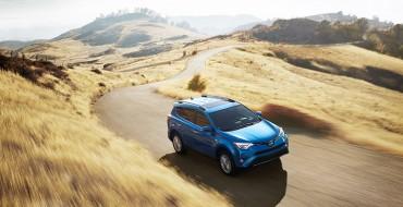 2017 Toyota RAV4 Overview
