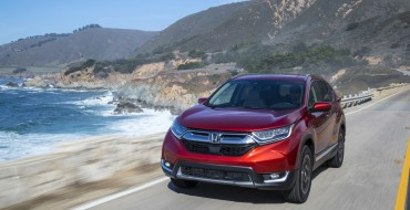 Honda Canada Picks Up Five Awards for Value Retention