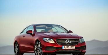 2018 E-Class Coupe Is an Intriguing Addition to the Mercedes-Benz Lineup [Photos]