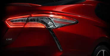 Sportier Next-Gen Toyota Camry to Debut at Detroit Auto Show