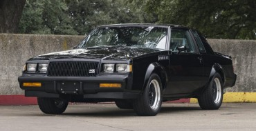 1987 Buick GNX No. 547 to Be Sold by Mecum Auctions in Kissimmee This January