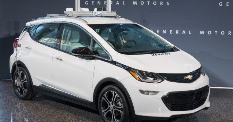 Self-Driving Chevrolet Bolt Heading to the Henry Ford Museum