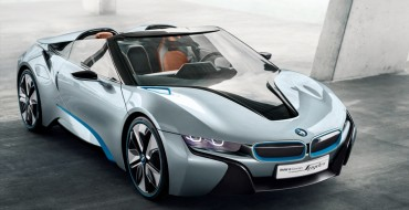 When Will We Get a BMW i8 Convertible?