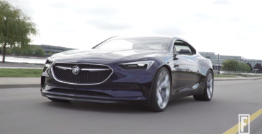 Buick Avista Concept Flexes Its Muscles in New 'Fortune' Video