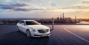 GM China Finally Announces the Availability of the Cadillac CT6 Plug-In Hybrid