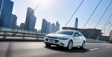 Chevy Malibu Named Safest Car of the Year in Korea