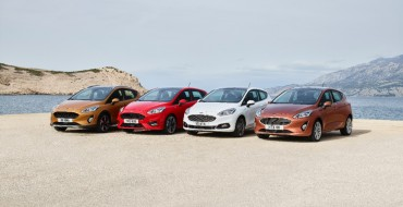 New Ford Fiesta Lineup Includes Fiesta Active Crossover Variant