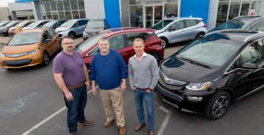 First Three Chevy Bolt Customers Receive EVs
