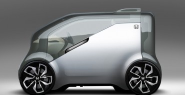 "Honda Teases NeuV with ""Emotion Engine"" Ahead of CES"