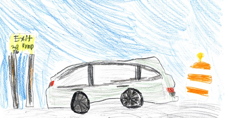 2018 Honda Odyssey to Debut in Detroit, Hopefully Look Better Than These Kids' Drawings